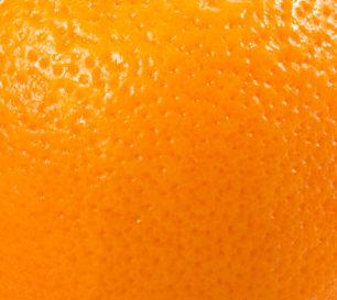 Sinaasappel closeup